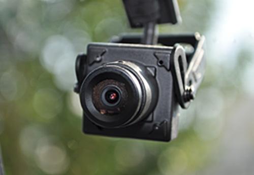 車内防犯カメラ