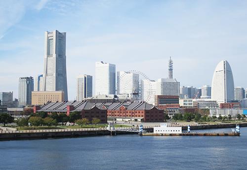 関内を巡る歴史と建物
